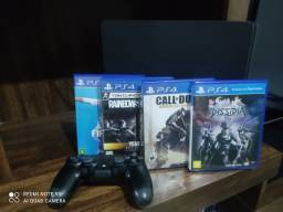 PS4 slim só JOGACOS