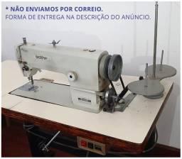 Máquina De Costura Industrial Reta Brother
