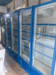 Freezer 5 portas gelopar