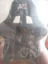 Encosto de cadeira gamer DT3 Elise Fabric grey