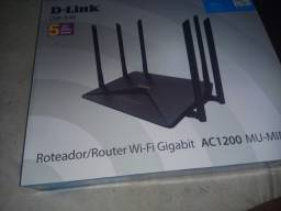 Roteador 6 antenas novo