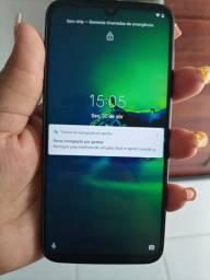 Vendo-se um celular MotoG 8 plus todo em ordem 64 giga