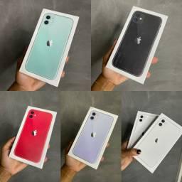 Lacrado - iPhone 11 de 128 Gb Novo Top D+++ @@