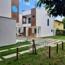Casa com 3 dormitórios, sendo todos suítes à venda por R$ 660.000 - Taperapuan - Porto Seg
