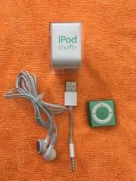 ipod Shuffle Apple verde