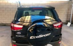 Vendo Ecosport Preta 2013