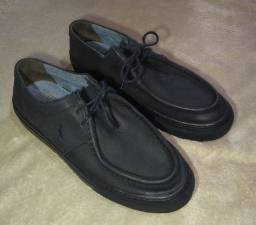 Sapato  couro Reserva