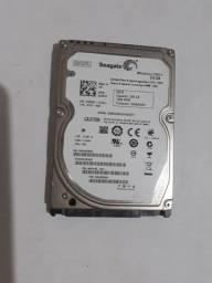HD de 320 GB Segate de Notebook 7200 RPM = SSD