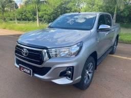 Toyota Hilux 2.7 Flex 2019 SRV Automática zerada / tro.co e financio