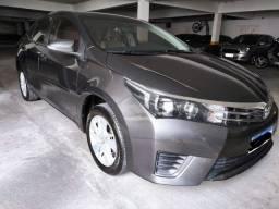 Toyota Corolla GLi 1.8 CVT 2017 Impecavel