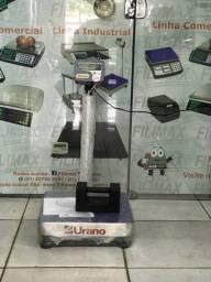 Balança 300kg 01 ano de garantia