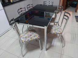 Mesa de Jantar - 6 cadeiras