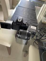 Canon t5i - MUITO NOVA