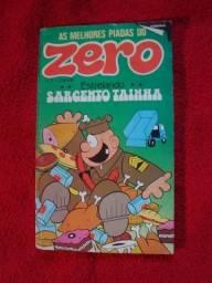 Gibi Recruta Zero - As Melhores Piadas do Zero -N.2 - Junho/ Julho de 86 - Editora: Rge