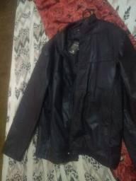 Jaqueta de couro ( JAVALI)