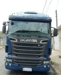 Scania 440 + Entrada/Parcelas