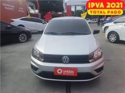 Volkswagen Voyage 2021 1.0 12v mpi totalflex 4p manual
