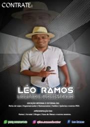 Locutor, Apresentador e Divulgador Léo Ramos