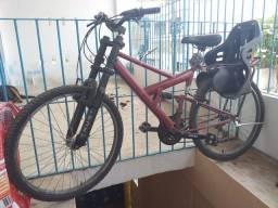 Bicicleta aro 26 topada