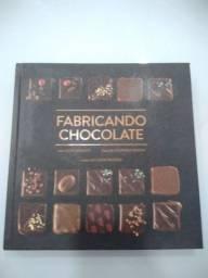 Livro Fabricando Chocolate.
