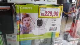 Câmera Ip (nova) controle pelo smartphone