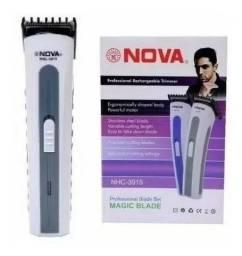 Aparador Barba Cabelo Corpo Recarregável Nova Wpp: *