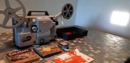 projetor de filme super8 - eumig mark s-7090