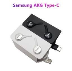 Fone AKG Samsung Original Tipo C ou P2 - Aceito Cartão