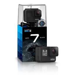 GoPro Hero 7 Black + Acessórios
