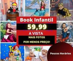 R$ 60 Ensaio infantil barato centro de porto alegre