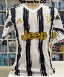 Camiseta Masculina Juventus