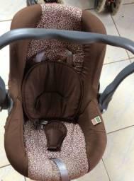 Vendo carrinho ds bebe e caderinha