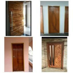 Marceneiro Profissional - Instalação de Portas