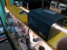 Impressora Chronos ACC 300 semi-nova revisada