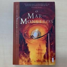 Livro Percy Jackson e o Mar de Monstros
