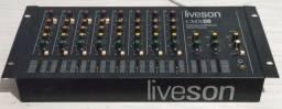 Mesa de som LiveSon CMX-08