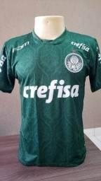 Fabrica em Goiânia. Enviamos Todo Brasil. Pagamento na Entrega. Camisa Times Futebol
