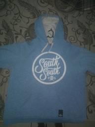 Camisetas Gangster, Hurley e moletom south roupas usadas mas em ótimo estado