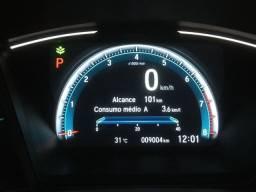 Civic EXL 2019 top de linha completo único dono 9 mil Km