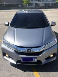Honda City EX 2015 Automático Muito Econômico