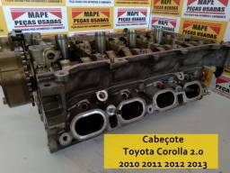 Cabeçote Toyota Corolla 2.0 2010 2011 2012 2013