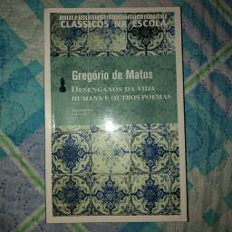 Livro - Gregorio de Matos