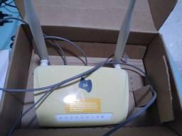 Modem wi-fi banda larga