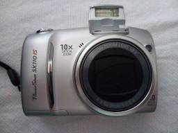 Câmera Fotográfica Cannon PowerShot SX110IS
