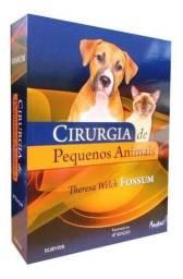 Combo 3 Livros Medicina Veterinária (R$850)
