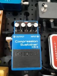 Pedal Compressor Boss CS-3