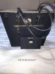 Bolsa e carteira Victor Hugo Original