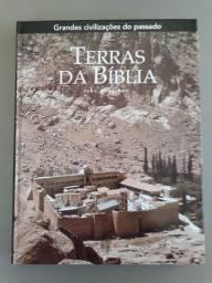 Terras da Bíblia autor John Rogerson Editora Fólio