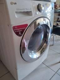 Maquina lavar lava e seca LG