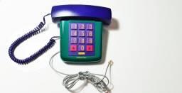 Aparelho de telefone vintage super charmoso!